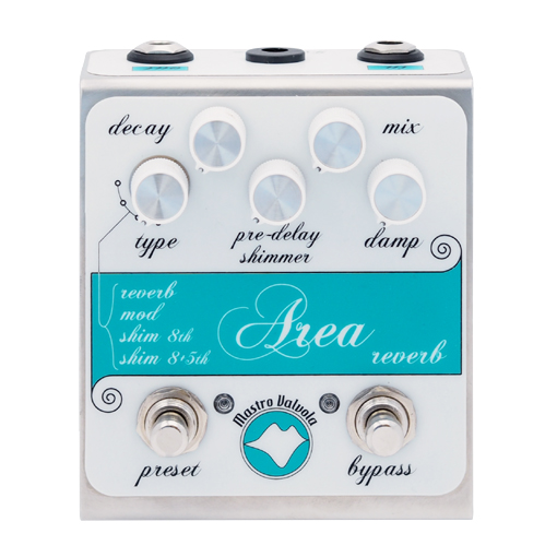 Area - multi reverb