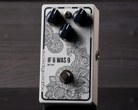 IF 6 WAS 9 BC183 FUZZ 法兹