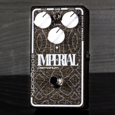 Solidgoldfx IMPERIAL GERMANIUM - FUZZ 法兹 单块效果器
