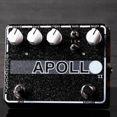 Solidgoldfx APOLLO II - PHASER 相位 单块效果器