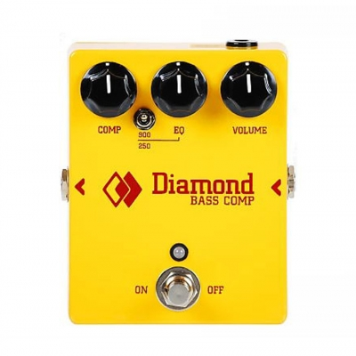 Diamond Bass Compressor 压缩 单块效果器