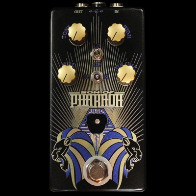 "Black Arts Toneworks Son of Pharaoh ""法老之子"" 法兹 单块效果器"