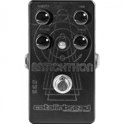 Catalinbread Antichthon Fuzz Tremolo 法兹 颤音 单块效果器