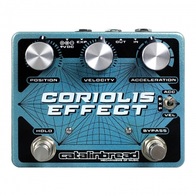 Catalinbread Pedals Coriolis Effect Sustainer Wah Filter Pitch 延音 哇音 移调 滤波 单块效果器