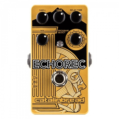 Catalinbread Echorec Multi-Tap Echo Delay 多重回声 延时 单块效果器