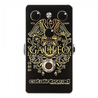 Catalinbread Galileo Foundation Overdrive 过载 单块效果器