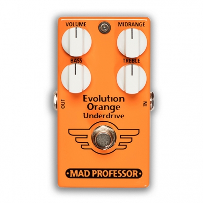 Mad Professor Evolution Orange Underdrive 衰减 均衡 激励 单块效果器