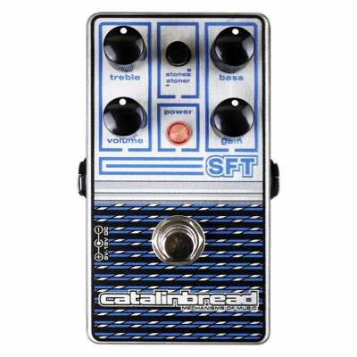Catalinbread SFT Bass Overdrive 低频 过载 单块效果器